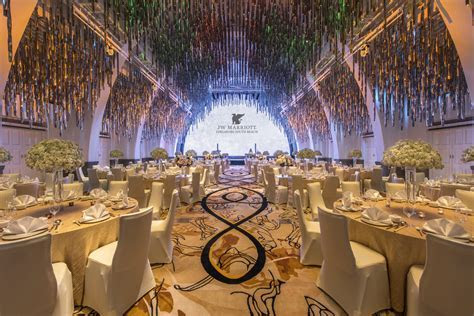 JW Marriott Singapore South Beach: Whimsical Weddings. Now