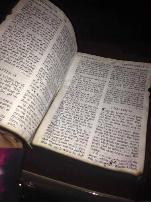 Bill To Create Elective Bible Literacy Courses Moves To Senate