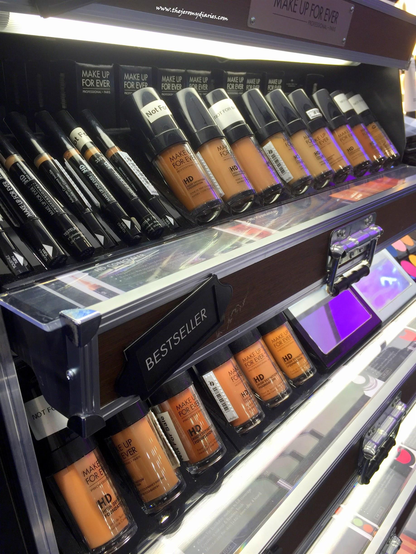 Sephora makeup forever ultra hd