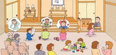 金光教のご祈念のしかた|金光教武蔵小杉教会の場合