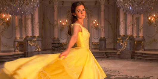 Let's not mince words: Beauty and the Beast is a terrible movie