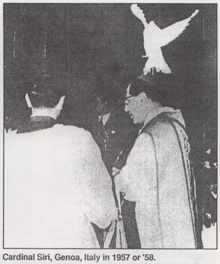 Predestined to be Pope