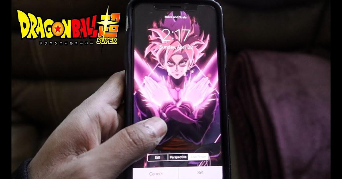 Zendha Dragon Ball Z Wallpaper Iphone Xs Max