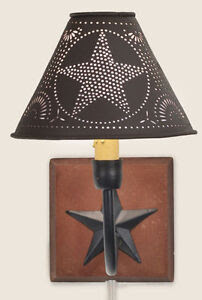Rustic Sconce in Wall Lighting Fixtures | eBay