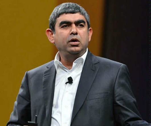 Infosys CEO Vishal Sikka: Indians don't speak up, just follow orders - The Times of India