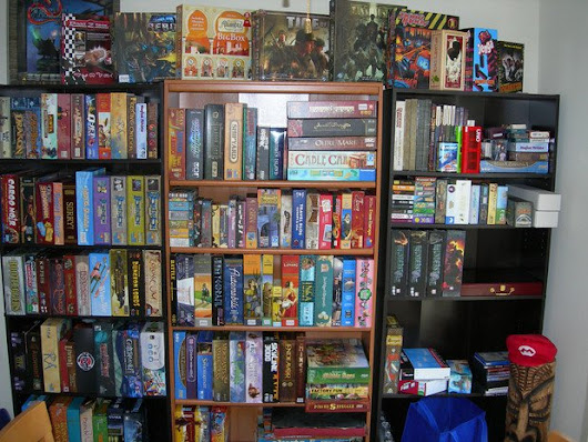 My Top 20 Board Games...and Why You'll Disagree