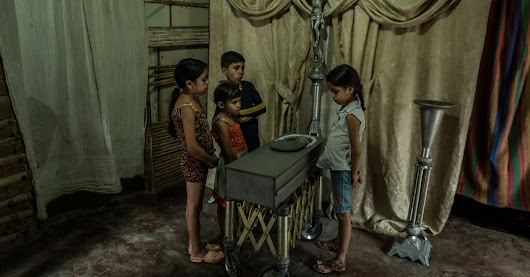 As Venezuela Collapses, Children Are Dying of Hunger - The New York Times