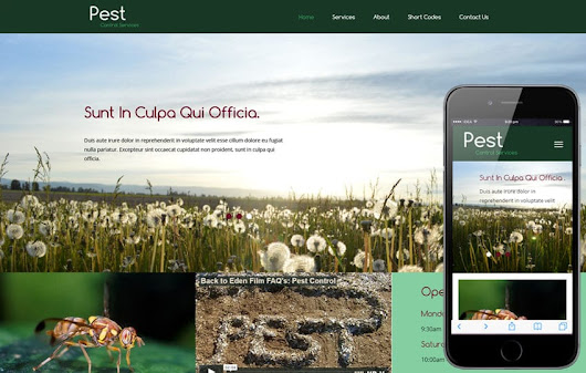 Pest a Animals Category Flat Bootstrap Responsive Web Template by w3layouts