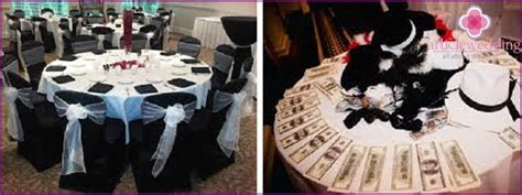 Wedding in mafia style: design ideas with photos