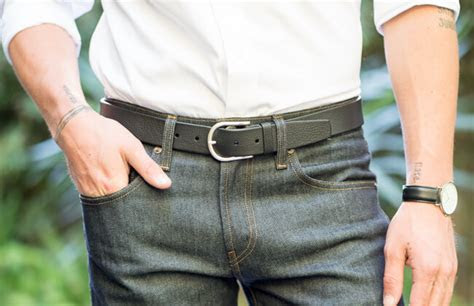 size belt  buy mens clothing fit guide