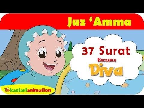 Juz Amma 37 Surat Kucing Kartun Recomended
