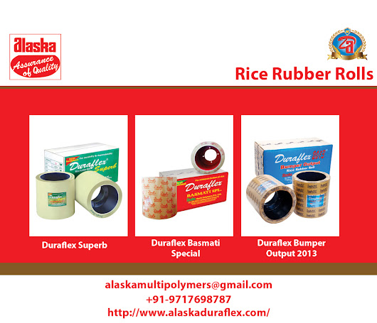 Note : Theperfect productsof rice rubber roll in rice industry
