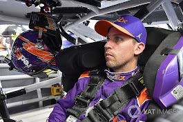 Denny Hamlin fastest in Thursday's lone Coke 600 practice