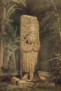 Lámina 1: Idol at Copan