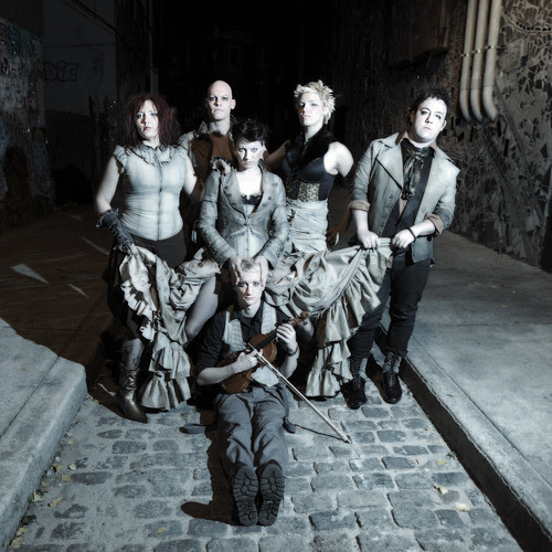 danger ensemble and amanda palmer