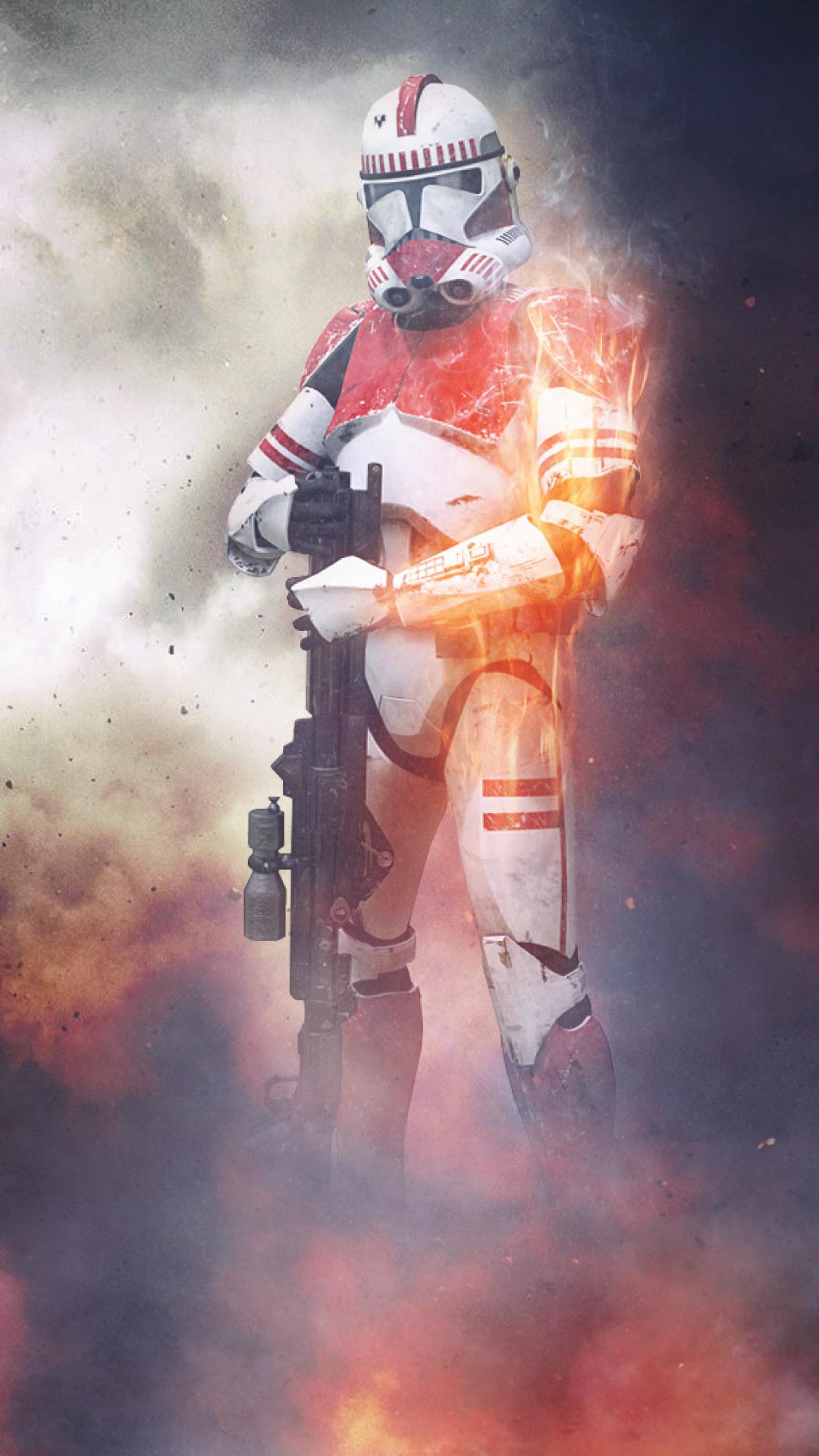 Clone Trooper Iphone Wallpaper 65 Images