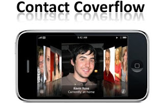 Cover Flow My Contacts...Please Apple !