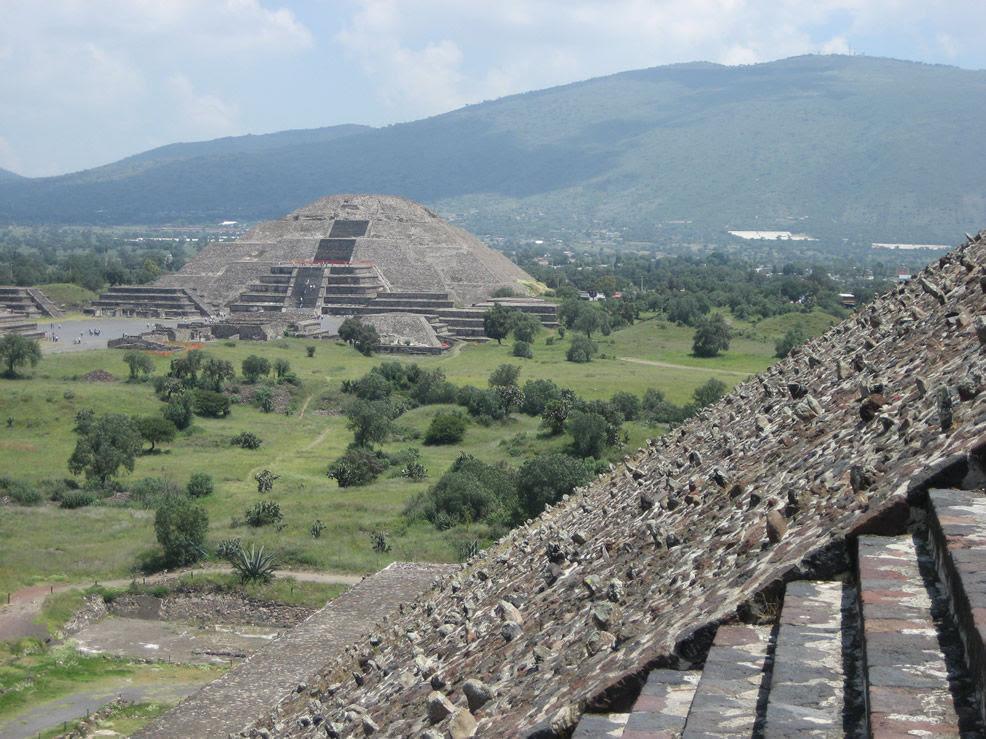 Desarrolla IPN app 3D para guiar visita a pirámides del Sol y la Luna de Teotihuacan