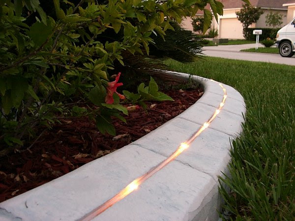 Kwik Kerb Eurostyle Landscape Lighting and Curb lighting.