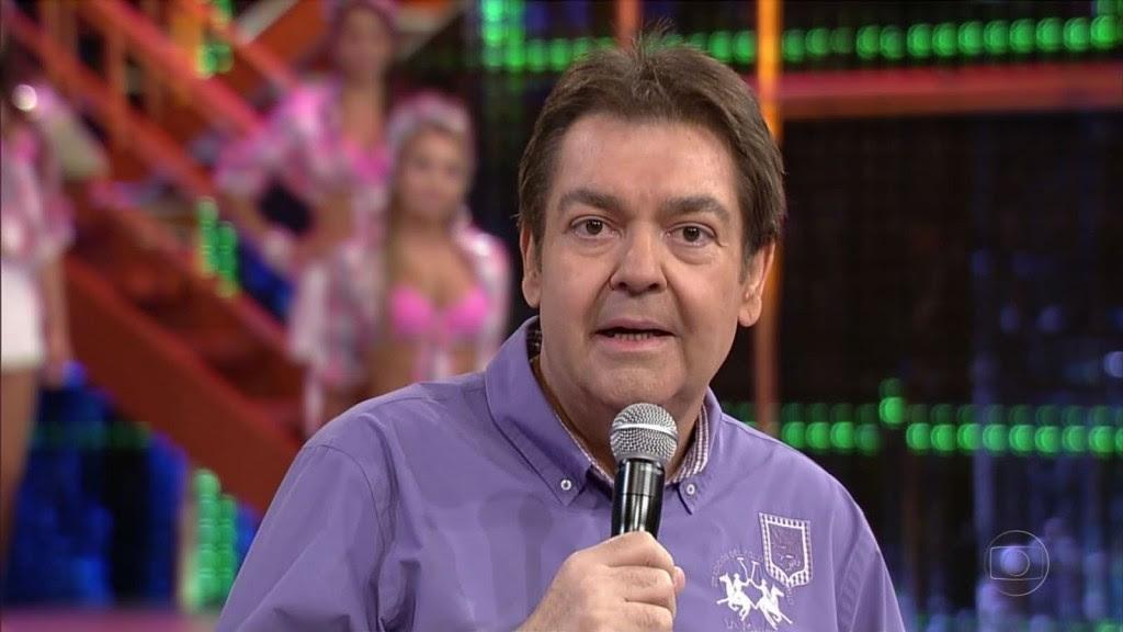Fausto Silva (Foto: Reprodução)
