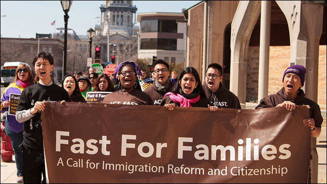 moving forward immigration reform essay The immigration industrial complex is the confluence of public and private sector interests in the criminalization of undocumented migration, immigration law enforcement, and the promotion of 'anti-illegal' rhetoric.