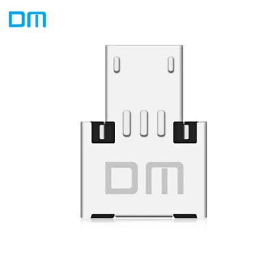 DM USB to Micro USB Male OTG Adapter-0.65 Online Shopping| GearBest.com