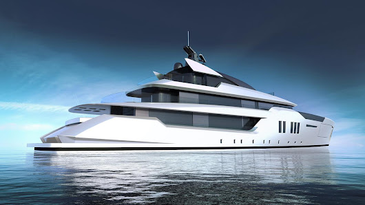 The freshest new superyacht concepts for 2018 and beyond