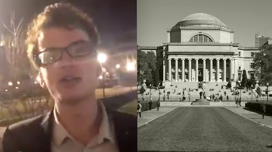 Columbia Student From Viral Video Speaks: 'I Am Not Racist'