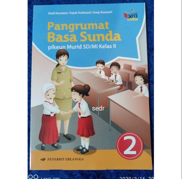 Kunci Jawaban Warangka Basa Sunda Kelas 2 Halaman 22 Id Revisi