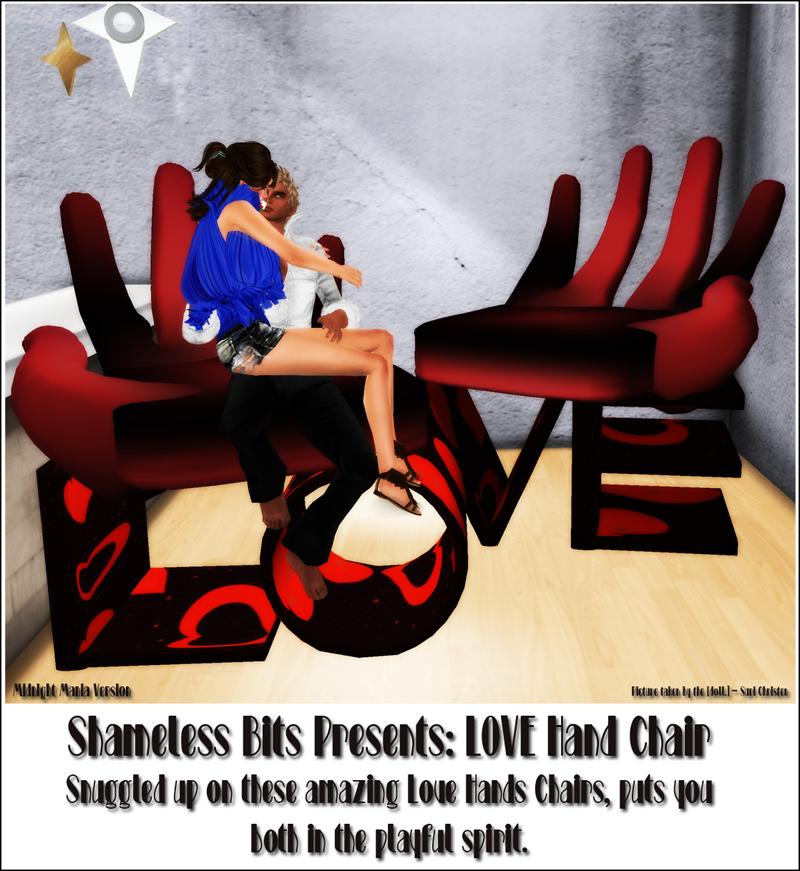 Shameless Bits: Love Hand