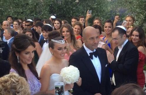 Свадьба Виктории Крутой