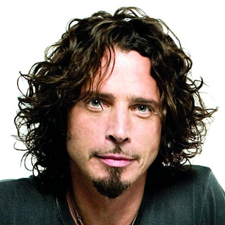 Chris Cornell b. July 20, 1964, d. May 17, 2017
