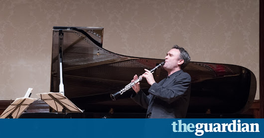 Jörg Widmann: the musical anarchist who brings a hefty dose of sheer joy | Music | The Guardian