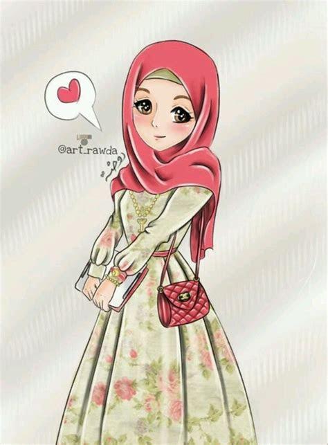 muslim anime images  pinterest anime girls