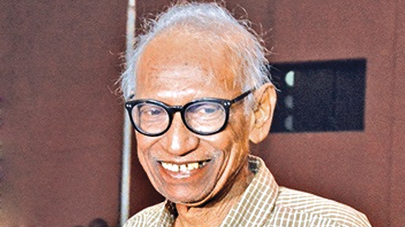 Dr. Dharmasena Pathiraja, a revolutionary film director