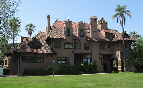 Doheny Mansion