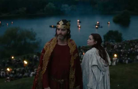 Chris Pine's Epic Battle Movie OUTLAW KING Trailer is Here | FizX