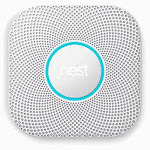 Nest Protect: 2nd Gen, Wired, Smoke & Carbon Monoxide Detector, 1