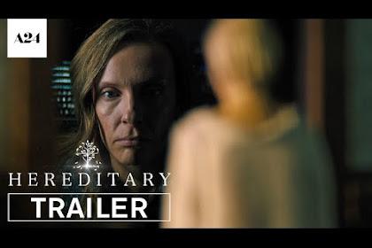 Review Film Horor Terseram Hereditary
