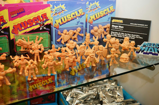 Toy Fair 2017 - Super 7 MUSCLE and Super Size Figures - The Toyark - News