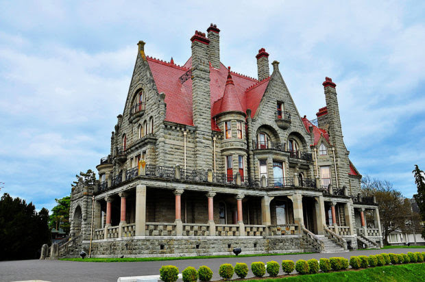 Five must-see castles in Canada
