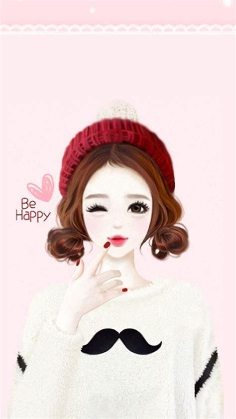 images  korean cute cartoon  pinterest