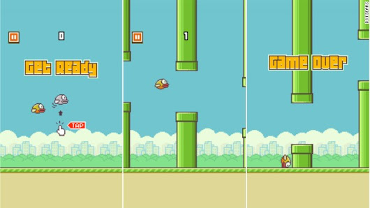 The maddening pull of 'Flappy Bird'