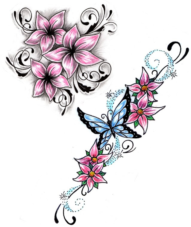 Free Flower Tattoo Pics Download Free Clip Art Free Clip Art On