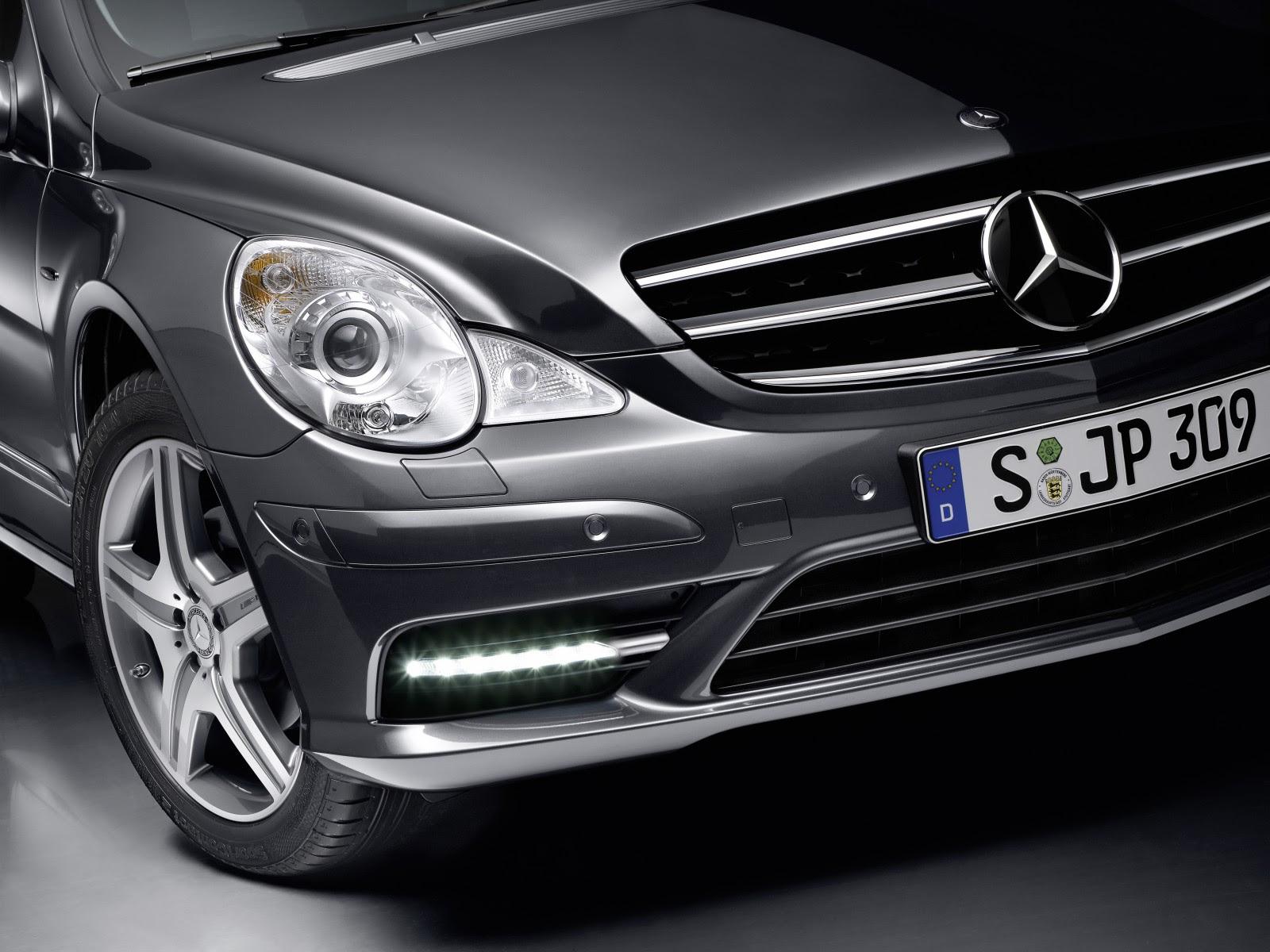 2009 Mercedes-Benz R 350 CDI | Motor Desktop