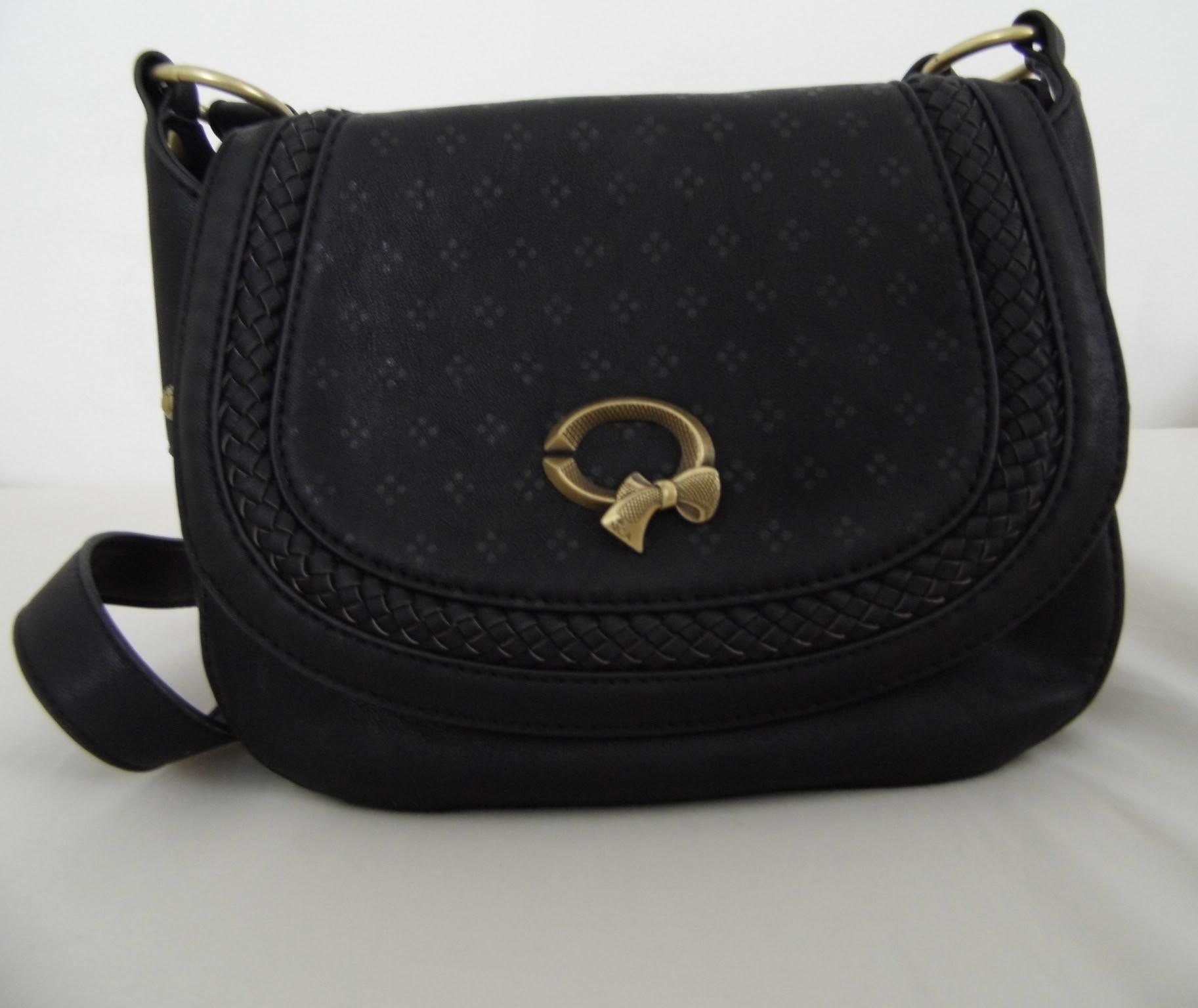 Nica Saddle Bag style handbag
