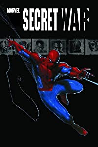 "Cover of ""Secret War (New Avengers)"""