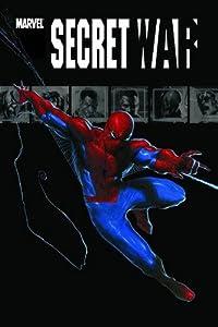 """Cover of """"Secret War (New Avengers)"""""""