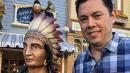 Jason Chaffetz Mocks Elizabeth Warren With Native American Statue Photo, Twitter Flips