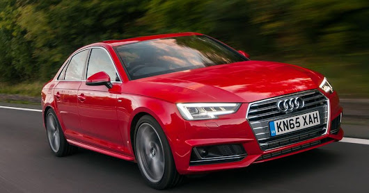 What Car? rating: 2016 Audi A4 3.0 TDI 218